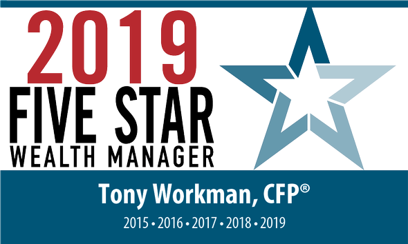 2019 Five Star Award